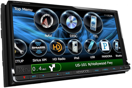 Autoradio GPS pas cher