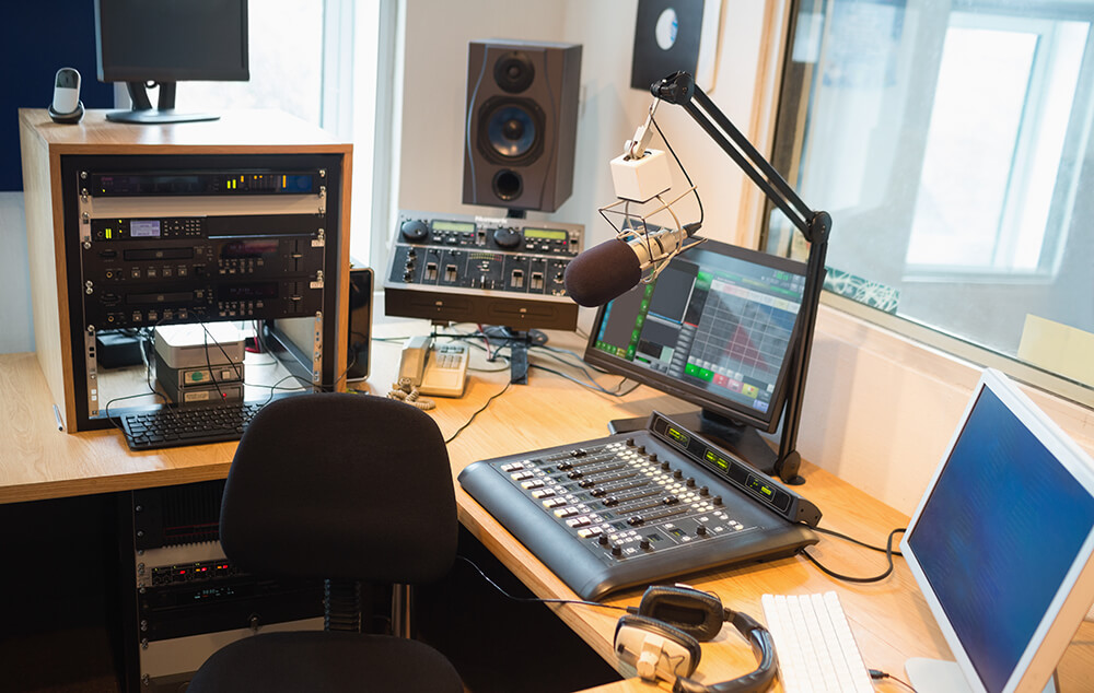 Web radio histoire