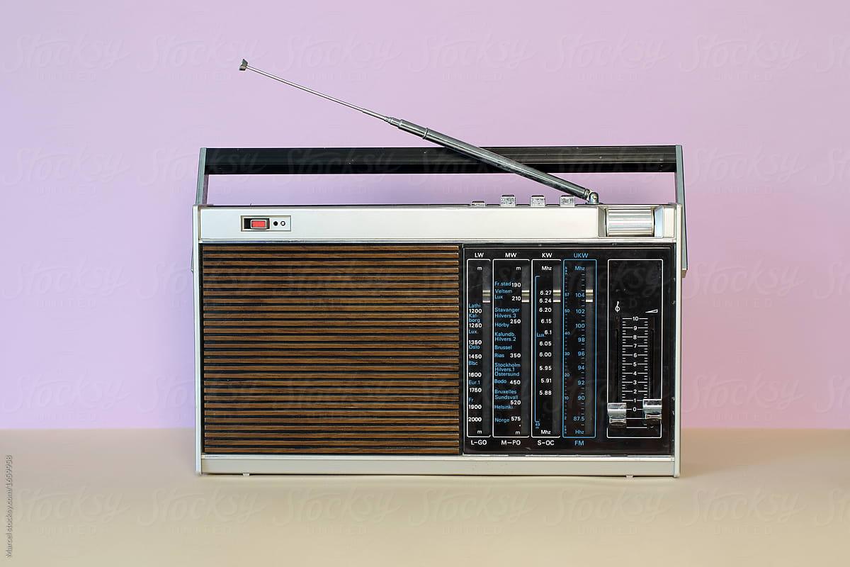Types de radio télécommunications